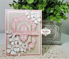 Gift Vouchers, Fun Projects, Crafty, Friends, Frame, Blog, Pink, Cards, Amigos