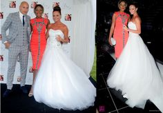 Seyi Shay reunites with former Mathew Knowles girl band group at friend's wedding - http://www.nollywoodfreaks.com/seyi-shay-reunites-with-former-mathew-knowles-girl-band-group-at-friends-wedding/