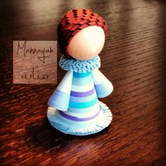 Doll #6 by Mannayah