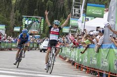 Chris Horner (Radioshack) wins ahead of Tom Danielson on Stage 5 Tour of Utah 2013