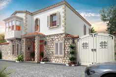 alaçatı evleri house - Google'da Ara