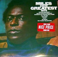 Miles Davis' Greatest Hits - Miles Davis - LP (Cbs)
