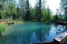 One of my favourite places....Liard Hotsprings, BC