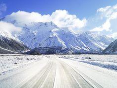 Mt Cook (Aoraki), South Island, New Zealand.     Bill Gibson-Patmore.  (curation & caption: @BillGP). Bill✔️
