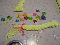 make your own Rapunzel braid