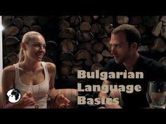 Bulgarian Language Basics - credits: David Hoffman