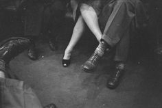 Stanley KubrickNew York Subway. 1946