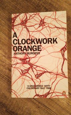 Penguin and puffin book cover competition A Clockwork Orange