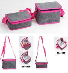 6 pack felt cooler bag  Description:  Size:21.5*14.5*14.5CM Material: 2mm felt+ 3mm foam + allumium foil+3cm belt(Width) New design with felt cover,material felt is eco-friendly,water tolerant,shock-proof. Size can be changed up to your demand.Big logo printing area. OEM design is welcome www.ideagroupigm.com