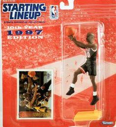 1997 Tim Hardaway Miami Heat Starting Lineup NBA Action Figure Kenner NIB