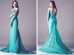 zealous4fashion:  Fadwa Baalbaki Spring 2015 Couture Collection