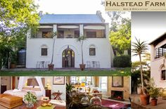 Halstead Farm, Hotel in Südafrika Hotels, Mansions, House Styles, Bad, Home Decor, Mansion, Explore, Luxury, Bed Linen Sets