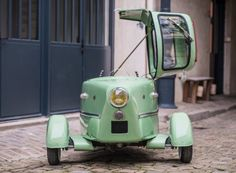 1956 Inter 175A Berline Microcar