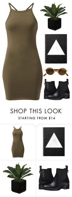 """5:28pm"" by londonhype ❤ liked on Polyvore featuring Cole Haan, Moschino, women's clothing, women, female, woman, misses and juniors"