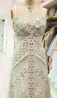 Hermosos encajes para tener piezas especiales  #GriseldaTovar #Moda #Mujeres #LeTempsDesFleurs #TiempoDeFlores