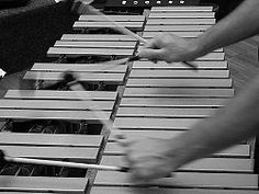 and the vibraphone