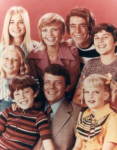 The Brady Bunch.  Was Cindy's age but oh so wanted to be Marcia!