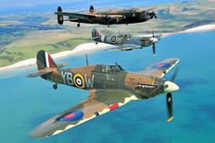 The RAF Cosford Anniversary Air Show has confirmed the attendance of the Royal Air Force Battle of Britain Memorial Flight to the event on Sunday June. C 130, Military Helicopter, Military Aircraft, C130 Hercules, Lancaster Bomber, Supermarine Spitfire, Ww2 Spitfire, The Spitfires, Battle Of Britain