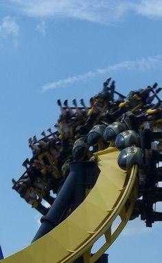 Six Flags Great Adventure | Travel | Vacation Ideas | Road Trip | Places to Visit | Jackson | NJ | Theme Park | Other Amusement | Tourist Attraction | Children's Attraction | Amusement Park