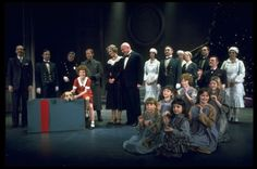 1977 Annie on broadway photos   Photo Flashback: Scenes from the Original Production of ANNIE - Andrea ...