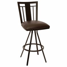 """Cleo 26"""" Transitional Counter Stool"""