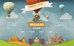 To get you started on using Word, Excel or Powerpoint, Microsoft introduced an in-program game– Ribbon Hero– that teaches the user how to use Microsoft Office programs (compatible with versions 2007 and later). http://www.ribbonhero.com/