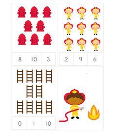 картинки пожарных Counting Activities, Montessori Activities, Preschool Activities, Fire Truck Craft, Firework Painting, Truck Crafts, Community Helpers Preschool, Fire Prevention, Fire Safety