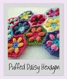 Her site has lots of interesting pattern, including the granny bobble blanket one!
