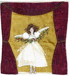 Sharon Blackman: Wellington boots etc! Raw Edge Applique, Hand Applique, Wool Applique, Christmas Applique, Christmas Sewing, Christmas Art, Applique Designs, Applique Ideas, Applique Templates