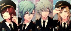 Quartet Night - Shining Airlines