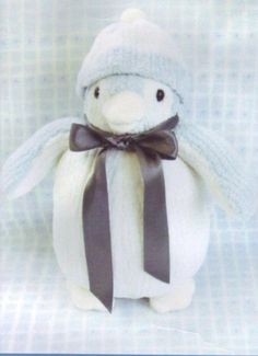 The Linnypin Collection - Percy Penguin