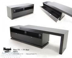 Adjustable TV Stand Otello by Huppe - $1,062.00