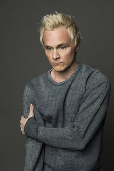 David Anders on His New Show iZombie and If It's Like Veronica Mars — Exclusive