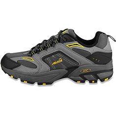 new arrival 302ed 2762f Avia Mens Jag Outdoor Grey Trail Sneakers 85 M US  Click on the image for
