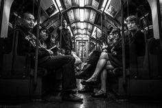 Black and White by Tiago Pazini, via Behance