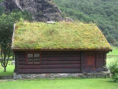 Toits végétalisées : construire un toit végétal | Adriane M le blog
