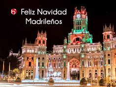 ¡Feliz Navidad Madrileños!