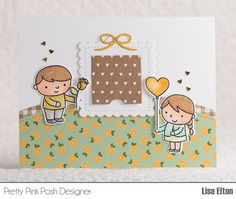 My Paper Tales: Pretty Pink Posh New Release Blog Hop!