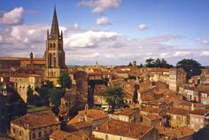 Saint-Emilion, Bordeaux Region, France