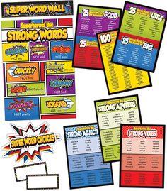On pinterest super powers bulletin boards and superhero classroom
