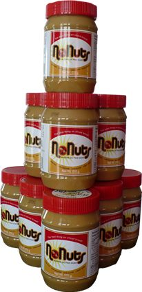 The best tasting alternative to peanut butter! NoNuts Golden Peabutter