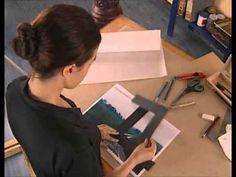 Curso practico de dibujo - carboncillo, dibujo-encaje, composicion y encuadre - YouTube