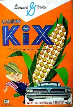 Corn Kix