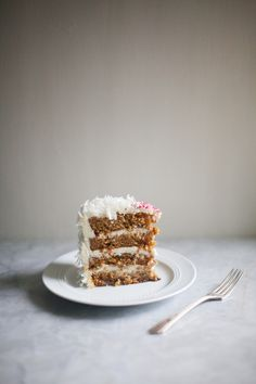 Ultimate Carrot Cake! – Zoe Bakes