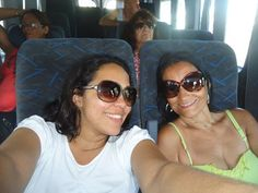 Em Fortaleza, com a minha maninha do coração Eliane, que adoro!!!
