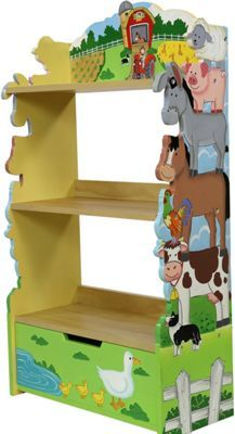 Buy Fantasy Fields Happy Farm Bookcase at Argos.co.uk, visit Argos.co.uk to shop online for Children's toy boxes and storage