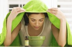 Home remedies for allergies -- Eucalyptus oil