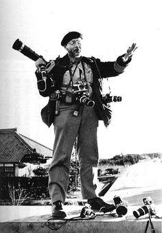 W. Eugene Smith, Hitachi, Japan, 1962. Photograph by Kozo Amano
