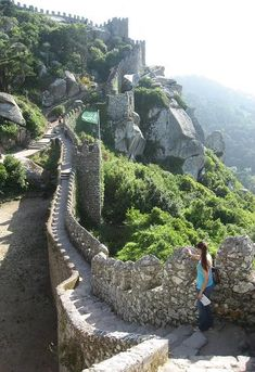 Old Quarter of Portugal's Sintra