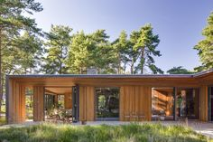 Image 1 of 25 from gallery of Villa Ljung / Johan Sundberg. Photograph by Markus Linderoth